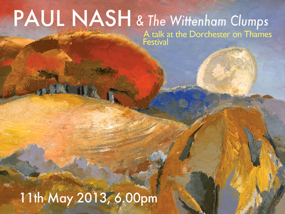 Paul Nash Talk
